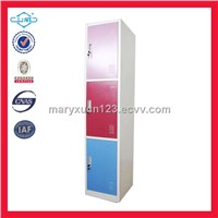 3 Tier steel locker