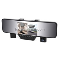 4.3inch Bluetooth Car DVR G-Sensor Built-In Battery