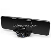 4.3inch Bluetooth Car DVR 220degree Wide View Angle