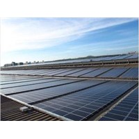 50kw High Efficiency Renewable Energy Source Solar Power System