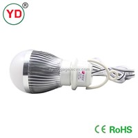 5w emergency high power led lamp with DC power supply