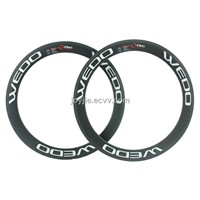 60mm clincher carbon road rim