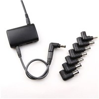 65W Mini Universal Laptop DC Adaptor in the car LS-CR65