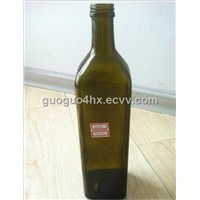 750ml oilve oil glass bottle