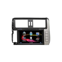 8 inch car dvd player for TOYOTA NEW PRADO