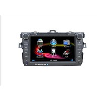 8 inch toyota corolla dvd plaver with GPS