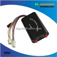 900c gps gsm vehicle tracker