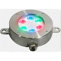 SE-4B LED Underwater Light IP68 6X1W/6X3W