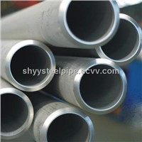 ASTM A161 alloy steel pipes / seamless pipes with high quality