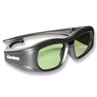 Active Shutter 3D Glasses for Sony, Sharp, Panasonic LCD/LED (G05-A)
