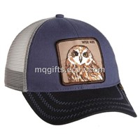 Adjustable Foam 5 Panel Snap Back Mesh Trucker Hat