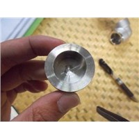 Alloy 600/Inconel 600/UNS N06600/2.4816 forged socket threaded elbow tee cap cross coupling