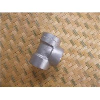 Alloy 800/Incoloy 800/UNS N08800/1.4876 forged socket threaded elbow tee cap cross coupling