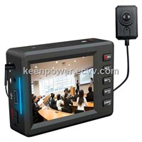 Angel Eye Mini DVR 2.5 Inch Screen with Pinhole Camera (Motion Detection, One Touch Record)/HC1023