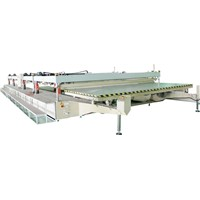 Automatic Four-color Advertising Screen Printing Machine