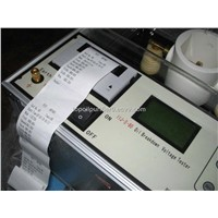 Automatic Insulating Oil BDV Tester, Breakdown Voltage Tester