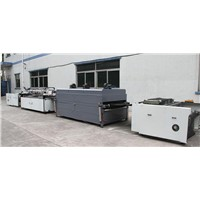 Automatic Non-Woven Silk Screen Printing Machine