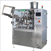 Automatic Plastic Tube Filling and Sealing Machine DFNF-40