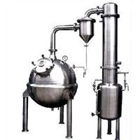 Ball Vacuum Evaporator For Juice/Dairy/Fruit Jam