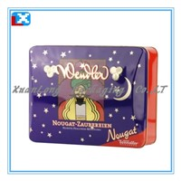 Biscuit Metal Tin Box/XL-1032