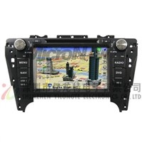 Touch Screen Car DVD Player for Camry 2012