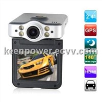 Car Drive Recorder with Dual Camera CD7017