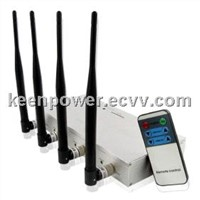 CellPhone Signal Jammer and Portable Signal Jammer SJ8014