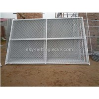 Chain Link Temporary Fence/Chain Link Fence