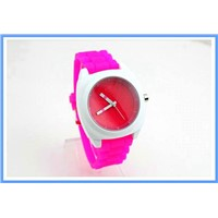 Cheap Colorful Silicon Rubber Candy Watch