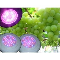 China wholesale ufo led grow light 135W 45*3W,best for budding bloom flowering greenhouse growth