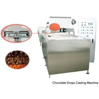 Chocolate Drops Casting Machine