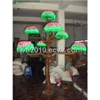 Christmas Light ,led mushroom tree, holiday lights