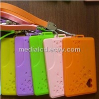 Colorful Fashion Purses / Purse for Lady / Silicone Purses