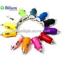 Colorful Mini Car Charger for E Cigarette, OEM Is Acceptable