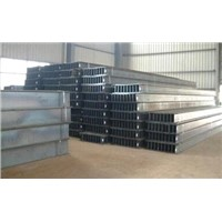 Construction Structure Steel I Beam, Channel Steel, H Beam