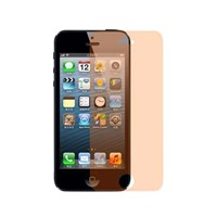 Crystal Clear Screen Protector for iPhone 5 (Orange)