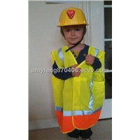 Cute Traffic Safety Vest for Kids