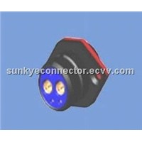 D024 Circular High Frequency Connector