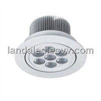 Decorative Round Flat Ceiling LED Light