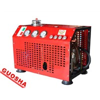 Diving air compressor 200bar 20MPA