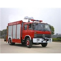 Dongfeng Tianjin DFL1160BX2 water fire fighting truck(6t)