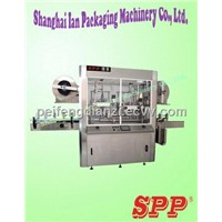 Double Head Automatic Shrinkable Sleeve Labeling Machine