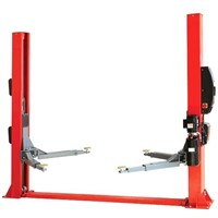 Electric Two Post Floor Plate Hydraulic Car Lift