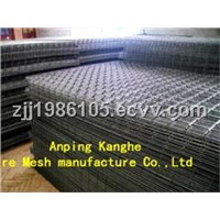 Electric galvanizing Welded Wire Mesh Panel