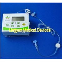 Electric infusion pump