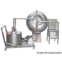 Enrober with Cooling System