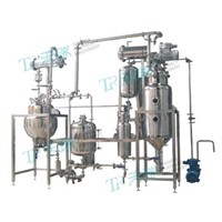 Extraction and Condesation(Evaporation) Unit-Tianrui Pharmaceutical Machinery