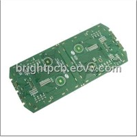 FR4 PCBs with ENIG Surface Finish and COB Board
