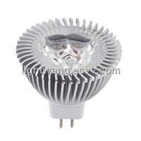 Factory directly provide GU10 MR16 E26 E27 led spotlight 3w