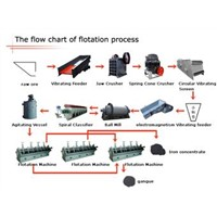Floatation Processing Plant